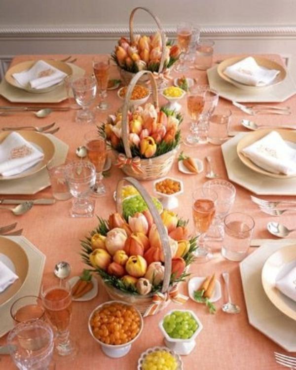 tisch-deko-orange-gelb-tulpe