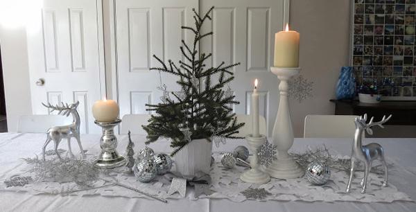 weihnachten-silber-vasen-kerzenständer