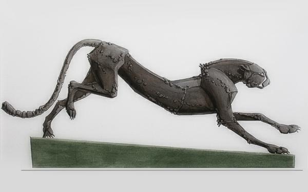deko-skulpturen-gepard-figur