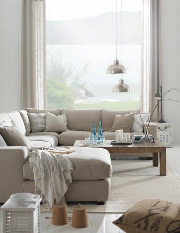 Ecksofa - 105 wunderbare Modelle für Ihre Wohnung! - Archzine.net