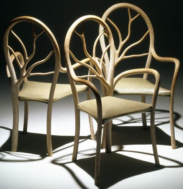 designer esszimmerst hle f r eine moderne ambiente