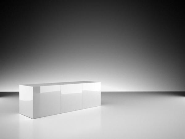 55 unglaubliche beispiele f r designer tische for Weisse tische