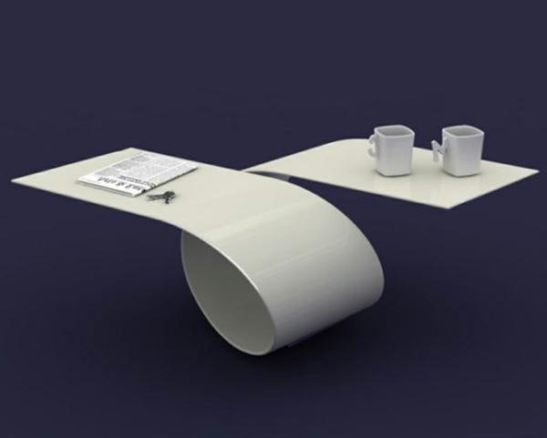 designer-tische-interessantes-weißes-modell-mit-weichen-formen