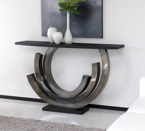 dekorativer designer tisch - super aussehen