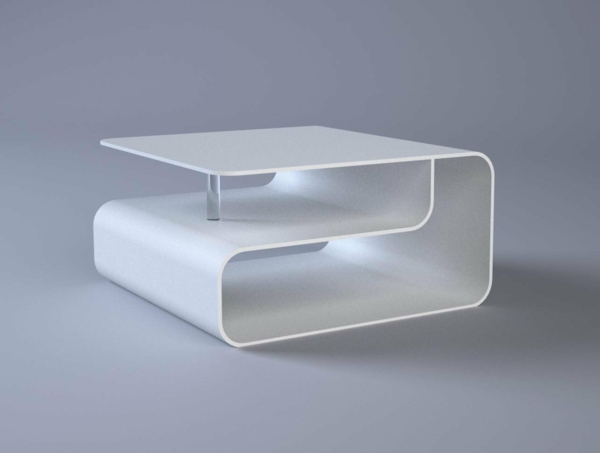 55 unglaubliche Beispiele für Designer Tische! - Archzine.net