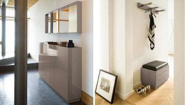 Moderne flurm bel 72 tolle ideen - Moderne dielenmobel ...