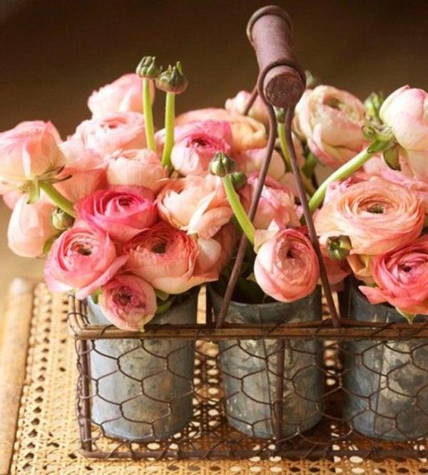 rosa-blühende-pfingstrosen-in-metall-behälter