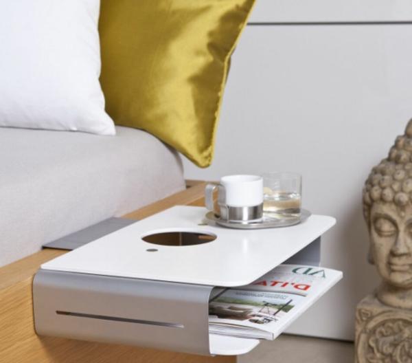 Effektvolle Nachttische Mit Originellem Design Fürs Schlafzimmer Interior