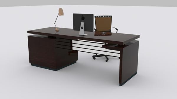 eleganter-PC-Tisch-Holz-praktisches-und-funktionelles-Design
