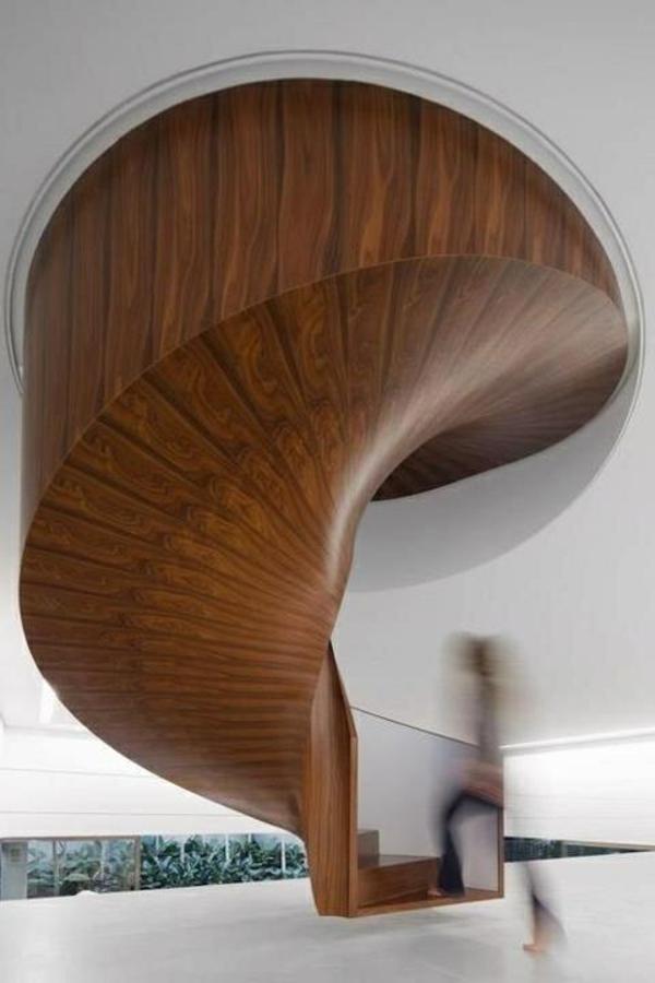 erstaunliche-wendeltreppe-aus-holz-interior-design-ideen