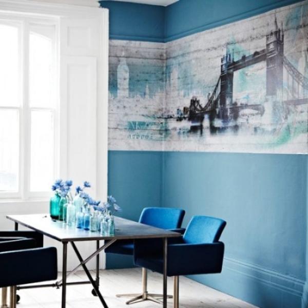esszimmerstühle-design-für-eine-schicke-ambiente-im-esszimmer-in-blau