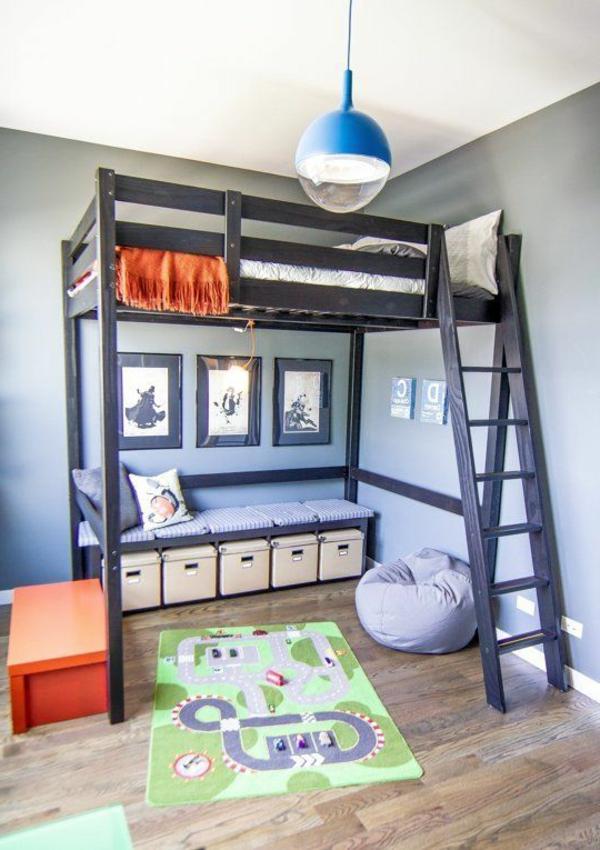 etagenbett selber bauen babybett selber bauen kinderbett. Black Bedroom Furniture Sets. Home Design Ideas