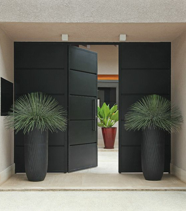 fantastische eingangst ren f r ihre wohnung. Black Bedroom Furniture Sets. Home Design Ideas
