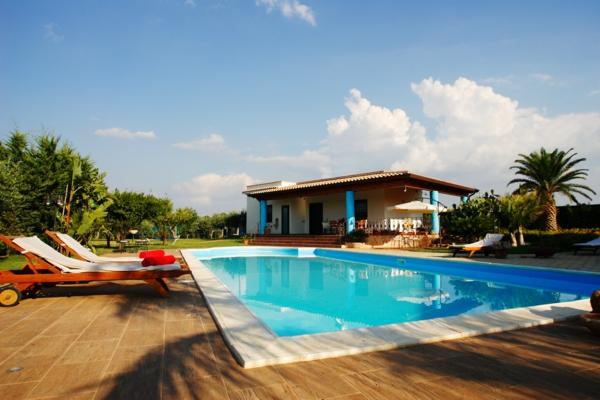 luxus ferienhaus - 42 fotos zum träumen - archzine, Garten und erstellen