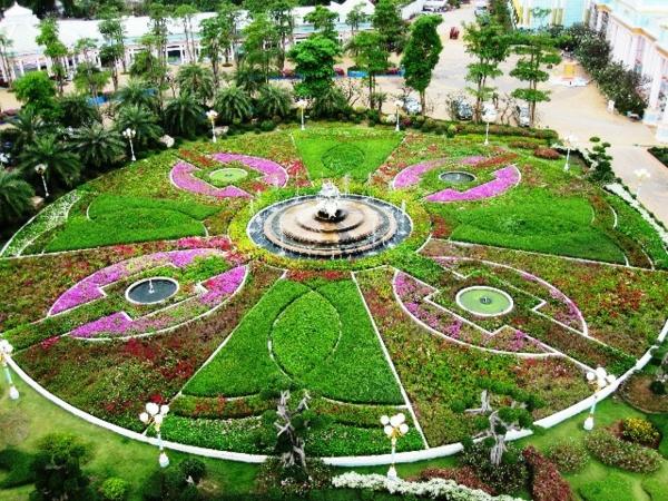 Lassen Sie sich vom Feng Shui Garten inspirieren! - Archzine.net