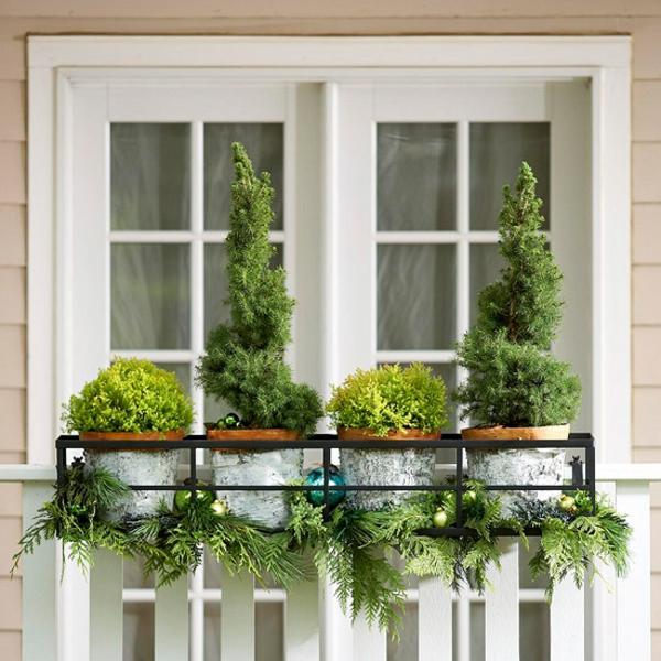 Besonders reizvolle fensterbank deko for Topfpflanzen dekorieren