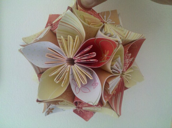 Origami Blume und mehr  die besten Ideen für eine