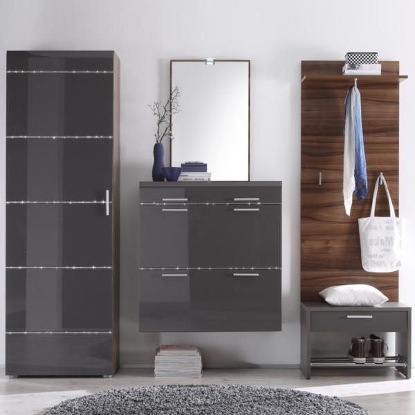 garderobenmoebel-set-zocalo-5-teilig-anthrazit-hochglanz-walnuss-dekor-garderobenpaneel-bank-schuhschrank-spiegel-schrank-