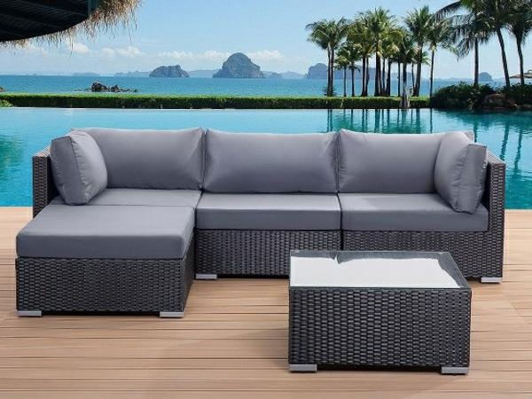 loungemobel garten grau – proxyagent, Garten und Bauten
