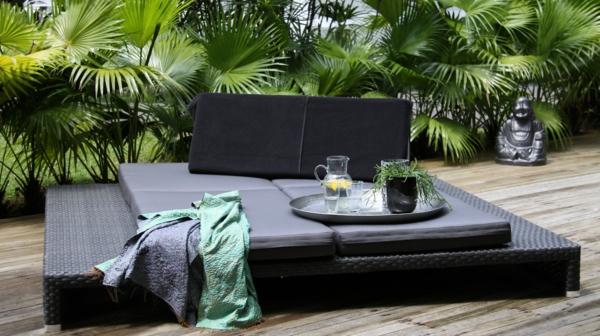 Interessanten Vorschläge Für Moderne Garten Loungemöbel Ein