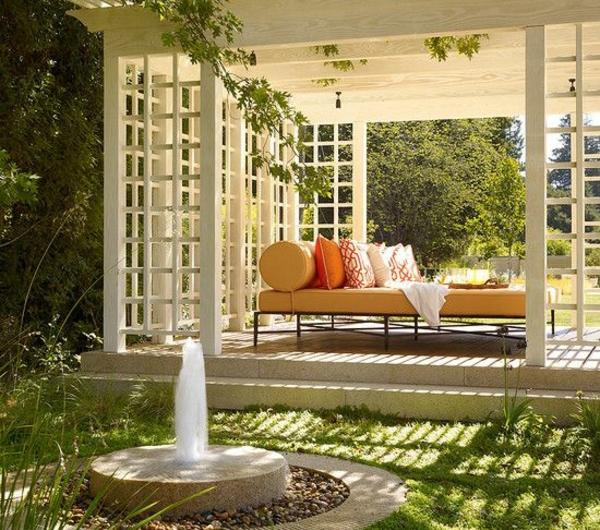 gartenpavillion faszination f r einen noch edleren garten. Black Bedroom Furniture Sets. Home Design Ideas