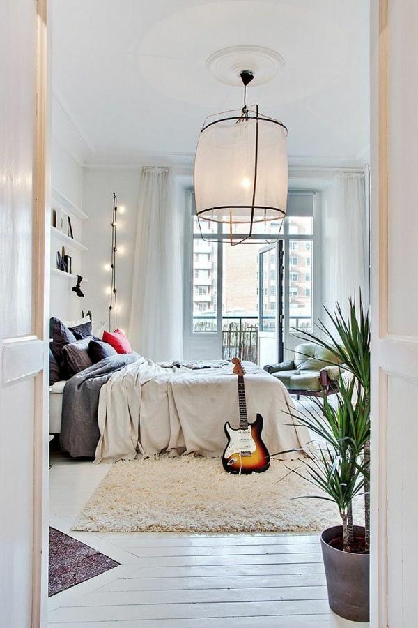 Wunderbar schlafzimmer gemutlich gestalten ideen - Gastezimmer gestalten ...