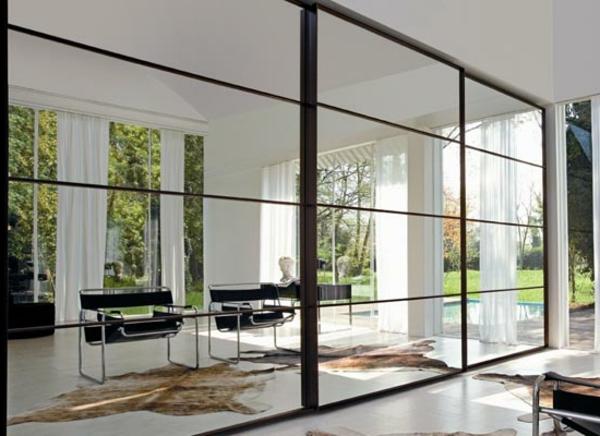 Modernes büro design  Glasschiebetüren mit modernem Design ! - Archzine.net