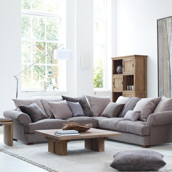 Awesome Latest With Graues Ledersofa With Farbe Fr Ledercouch