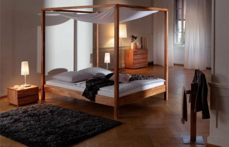 gestaltungsideen schlafzimmer edel ton halten. Black Bedroom Furniture Sets. Home Design Ideas