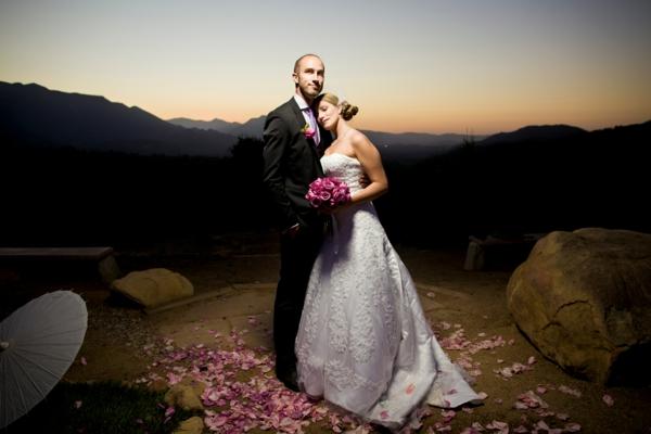 ckeckliste für hochzeit machen - braut und bräutigam