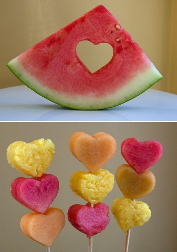 ideen-zum-valentinstag-herz-deko-schöne-ideen-herzen-aus-obst