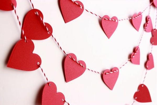 ideen-zum-valentinstag-herz-deko-schöne-ideen-selber-basteln
