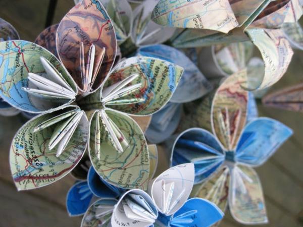 origami-weltkarte-gefaltet