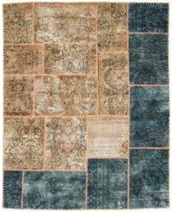 blau-beige-teppich