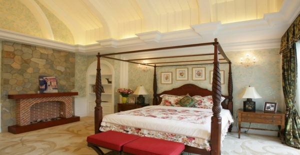 italienische-schlafzimmer-cooles-bett-design