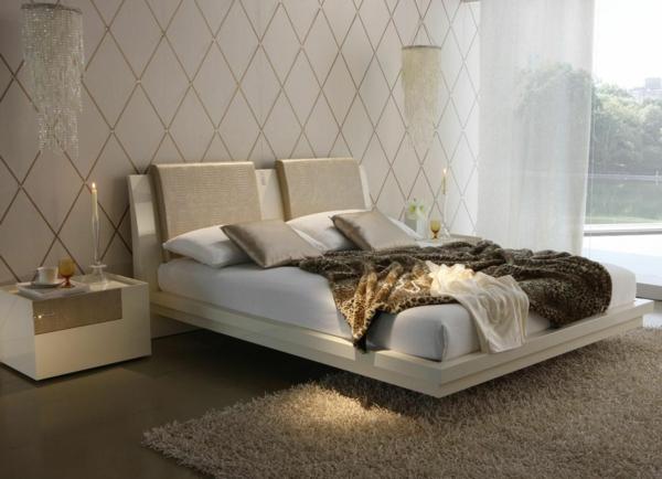 italienische-schlafzimmer-wunderschönes-bett
