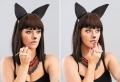 Eine DIY Idee: Katze Schminken!
