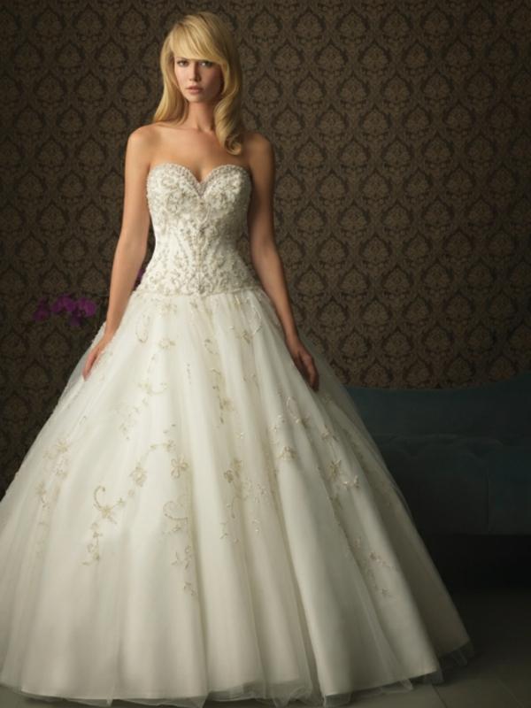 57 unglaubliche Kleider für Hochzeit! - Archzine.net