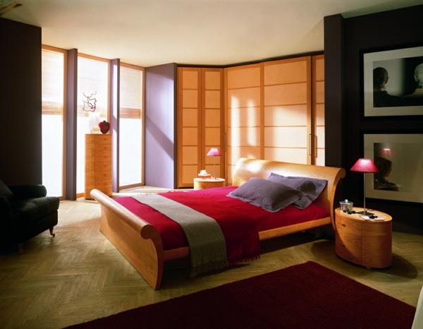 kleines-Schlafzimmer-einrichten-schöne-Ideen-Luxus-Design