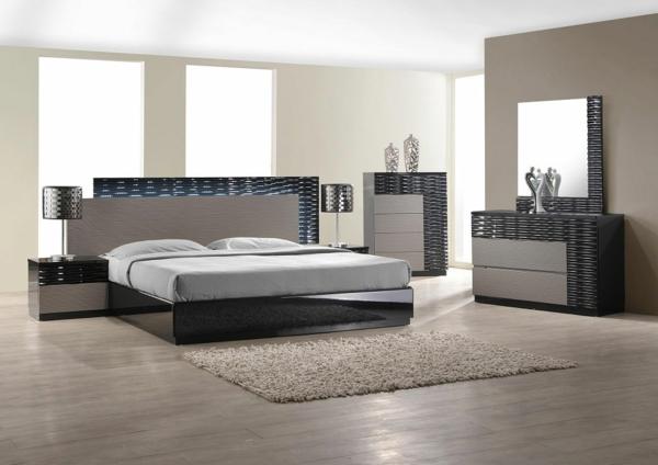 kleines-Schlafzimmer-einrichten-schöne-Ideen-Schlafzimmer-Set--
