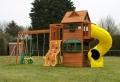 Speziell für Kinder: Klettergerüst im Garten!