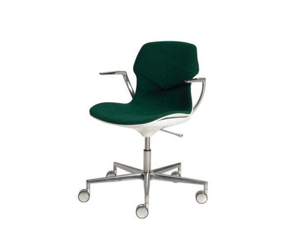 komfortable-Drehstühle-in-Schwarz-mit-modernem-Design-ergonomischer-Drehstuhl