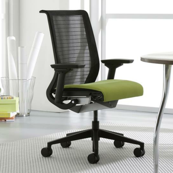 komfortable-Drehstühle-mit-modernem-Design-ergonomischer-Drehstuhl