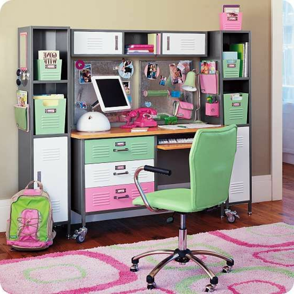 komfortabler-Drehstuhl-mit-modernem-Design-Kinderstuhl
