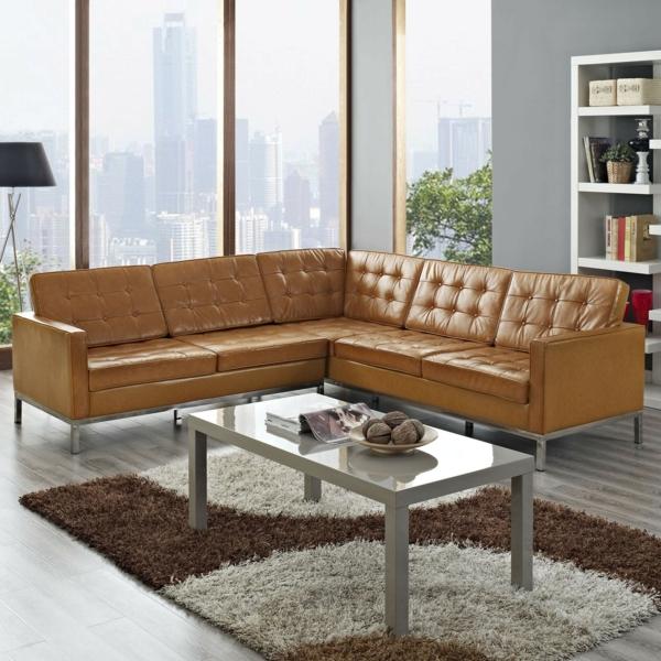 komfortables-sofa-aus-leder-für-das-wohnzimmer