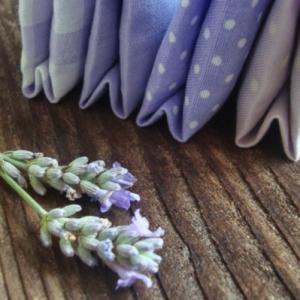 Lavendelsäckchen zum selber nähen - die besten Ideen!