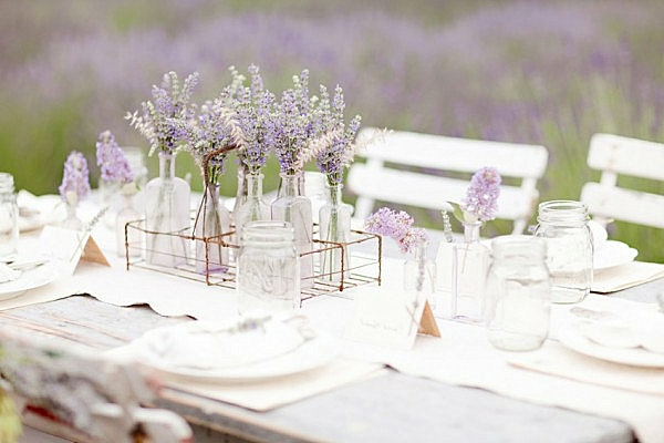 Tischdeko Frühling - 100 bezaubernde Ideen zum selber machen!