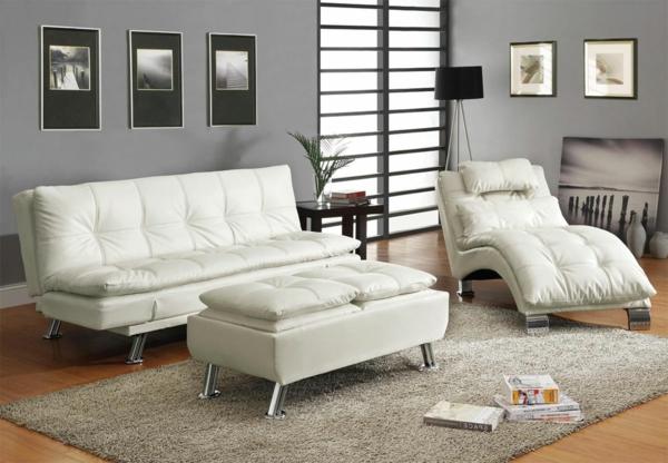 ledercouch-weiß-super-schickes-design-wohnzimmer-idee-sofabett
