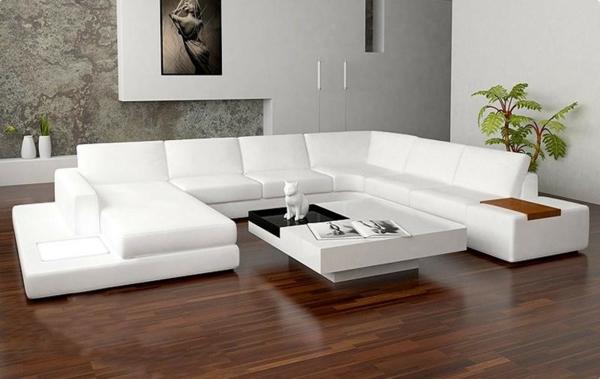 indirekte beleuchtung - Wohnzimmer Design Weiss