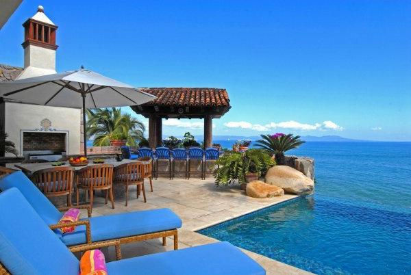 Moderne luxusvilla am meer mit pool  Luxus Ferienhaus - 42 Fotos zum Träumen - Archzine.net
